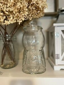 Target Stripped Clear Gumball Machine