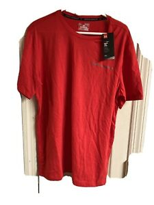 UNDER ARMOUR XL MENS TEE T SHIRT UA EXTRA LARGE CHARGED COTTON $24.75