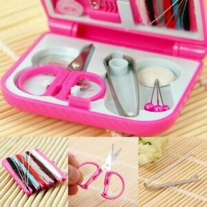 Outdoor Travel Set Sewing Combination Sewing Box Sewing Kits Needle and Thread $4.50