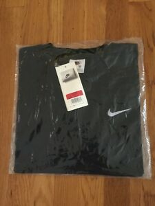 Vintage USA Made Nike Men#x27;s Short Sleeve Embroidered Swoosh T Shirt