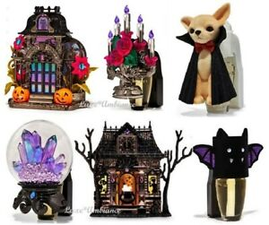 Bath and Body Works Halloween 2021 Wallflower Plug In Candle Soap Holder CHOOSE $34.95