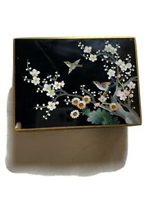 Antique Meiji Japanese Box In Great Condition $550.00