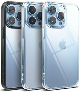 For iPhone 13 Pro Max 13 Pro 13 13 Mini Case Ringke FUSION Clear Cover $12.99