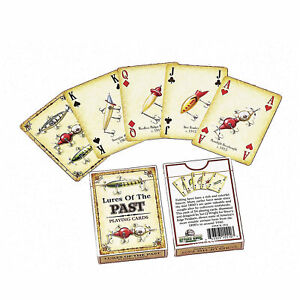 Playing Cards Antique Lures