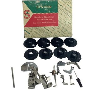 Singer Machine Attachments for Class 403 Sewing Machines Simanco Part No 161279 $37.90