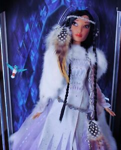 Pocahontas Disney Limited Edition Doll 17quot; in Box $450.00