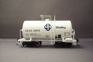 HO Athearn AESX Staley NACC 8k quot;Beer Canquot; Tank