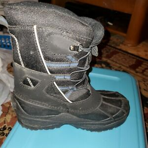 Magellan Boys Outdoors Winter water Snow Boots Adventure Hunting Thinsulate sz