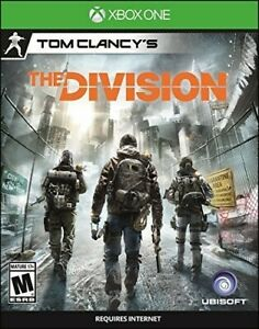 Tom Clancys: The Division Microsoft Xbox One $4.50