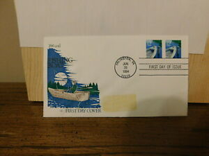 FISHING BOAT FIRST DAY ISSUE STAMP 1994