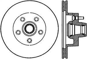 StopTech 127.63022L StopTech Sport Rotor $211.56