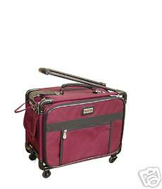 Small Carry On Tutto Luggage Suitcase Wheeled 4017CO $128.00