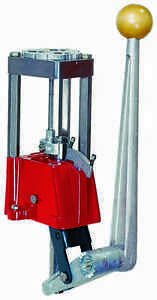 LEE 4 Hole Turret Press With Lee Second Ed Reloading Book  90932