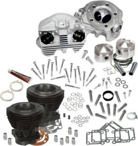 S&S Cycle 80in. Shovelhead Top End Kit *90-0098 49-8521 0903-1270