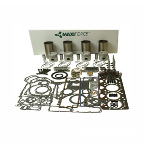 JCB MAJOR ENGINE REBUILD OVERHAUL KIT - PERKINS A4.236 3CX 410 520 EARLY
