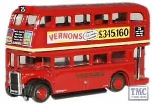 nrtl001 oxford diecast london transport rtl