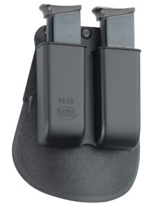 Fobus Holster 6922 Black Double Magazine Pouch For Kel-Tec 32, 38 (new version)