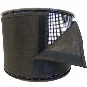 Filter Queen Defender Activated HEGA Charcoal Prefilter Wrap 7quot; for AM4000 D360