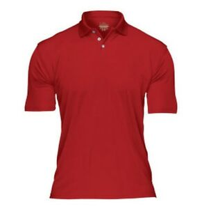 Under Armour Tactical Range Polo Shirt Short Sleeve Red Large 1005492600LG