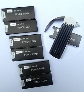 5.6mm  Charcoal Pencil Lead Sketch Drawing Artist for 5.6mm Mechanical Pencil