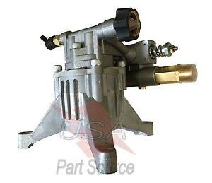NEW 2700 psi PRESSURE WASHER PUMP REPLACES FITS AR RMW2.2G24 $63.95