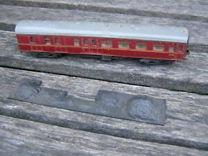 juef for ho scale passanger train carriage