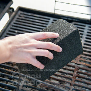 Grill Brick Griddle Grill Cleaner BBQ Barbecue Scraper griddle Cleaning Stone