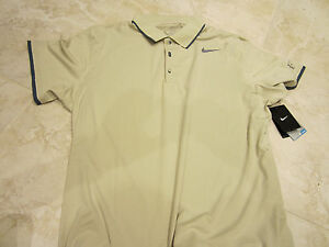 NWT NIKE MEN'S RF FIT DRY POLO TENNIS SHIRT (XLARGE) ROGER FEDERER