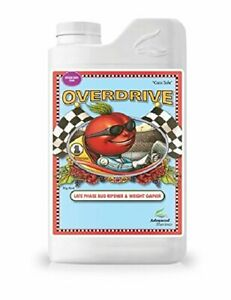 Advanced Nutrients Overdrive Bloom Booster 1 Liter $29.49