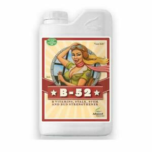 Advanced Nutrients B 52 1 Liter fertilizer booster bloom vitamins enhancer $33.95