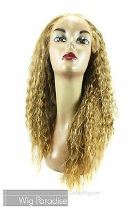 Aplus Ozone Soft Swiss Full Wavy Heat Resistant 012 Lace Front Wig $67.99