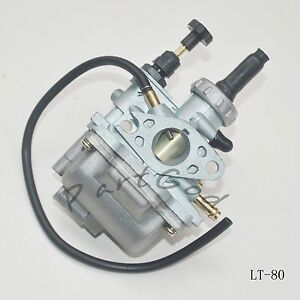 NEW CARBURETOR CARB for SUZUKI LT80 LT 80 QUADSPORT ATV 87 06 E2 LT 80