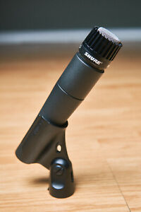 Shure SM57 Cardioid Dynamic Instrument with Microphone Mic Clip NEW $79.00