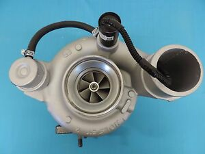 PICKUP TRUCK ISB 5.9L 325HP Genuine Holset HE351CW Turbo charger By New Core