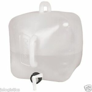 Coleman Water Carrier 5-Gallon New Sporting Goods Outdoor Sports Camping Hiking