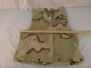 USGI PASGT Authentic Government Issue Desert Camouflage Pasgt Vest Cover 30281