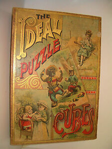 ideal puzzle cubes jack the giant killer robber