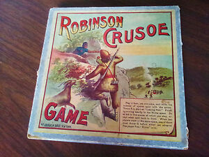 game of robinson crusoe and friday brothers circa