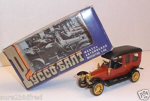 russo balt 1920 s town car die cast mint