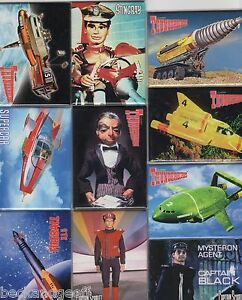 thunderbirds stingray official gerry anderson