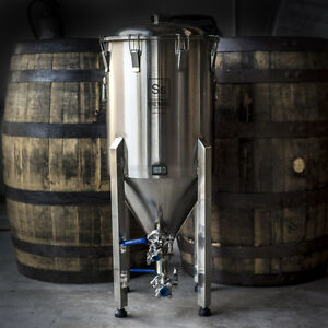 Ss Brewtech 14 Gallon Chronical / Stainless Steel Conical Fermenter
