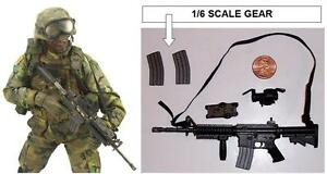 toy soldier army 75th ranger mullen assault rifle