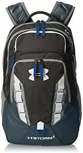 Under Armour Unisex Storm Recruit Backpack Stealth Gray (008) One Size
