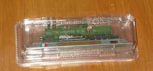 dummy n gauge locomotive italian railway