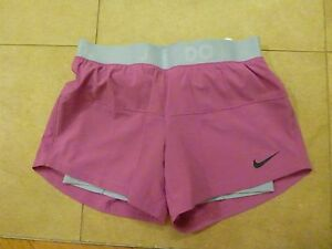 Nike Sport shorts PINK Colore DRY FIT