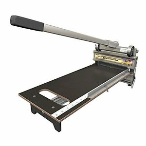 Bullet Tools 9 inch EZ Shear Sharpshooter Siding and Laminate Flooring Cutter N