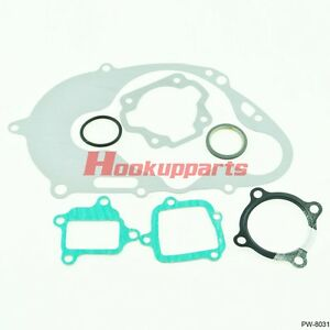 Engine Gasket Set Kit for Yamaha PW80 1983 2006 pit BIKE dirt bike E2 PW 8031