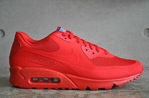 Nike Air Max 90 Hyperfuse 'Independence Day' - Sport RedSport Red