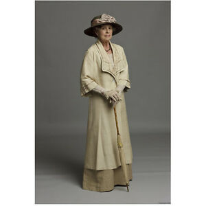 Downton Abbey Penelope Wilton as Isobel Crawley Standing 8 x 10 Inch Photo