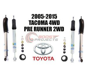 Bilstein 5100 Front & Rear Shock Absorber Set for 2005-2015 Toyota Tacoma